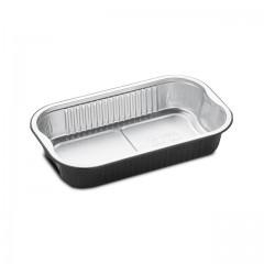 Barquettes aluminium noir READY2COOK 940 ml - par 160
