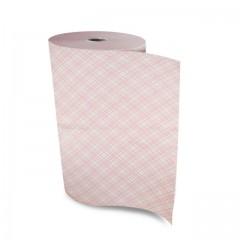 Papier thermoscellable quadrillé 60 gr/m² en bobine de 50 cm - par 12.5 kg