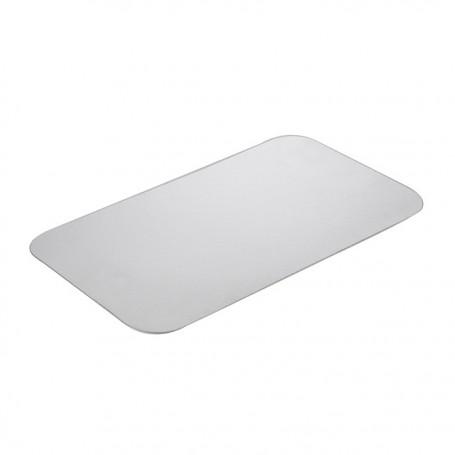 Opercule plat aluminium 1150 gr fermable - par 100
