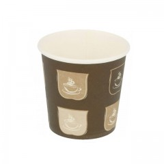 Gobelet carton boissons chaudes 12 cl - par 50