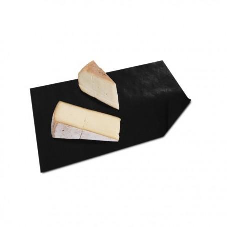 Papier paraffiné 1 face noir 50 g/m² 25 x 33 cm - par 10 kg