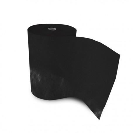 Papier paraffiné 1 face noir 50 g/m² en bobine de 33 cm - par 10 kg