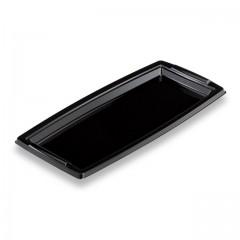 Plateau de présentation FESTIPACK noir 36 x 16,3 cm - par 50