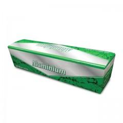 Rouleau aluminium en boîte distributrice 32,6 cm x 200 m - l'unité
