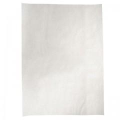 Papier sulfurisé véritable 45 gr/m² en feuilles de 50 x 66 cm - paquet de 10 kg