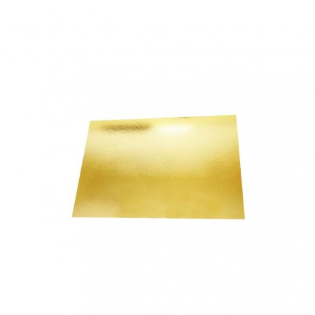 Plaque carton noir/or 40 x 60 cm 1100 gr/m² - par 25