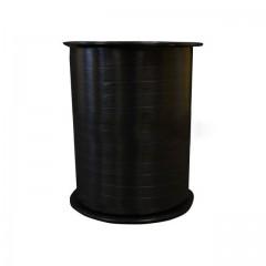 Bolduc noir mat 7 mm x 500 m - à l'unité