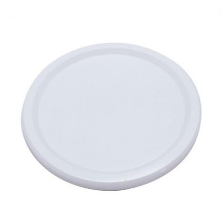 Couvercle pour pot à crème de 25 cl - carton de 1000