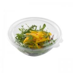 Saladier plastique transparent 750 ml - par 360