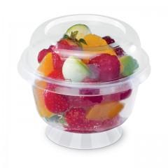 Coupe dessert à pied 20 cl effet cristal